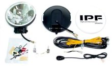 IPF968 Multi-Purpose Driving Lights (Round)
