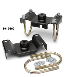 JKS Rear Adjustable Coil Spring Mount kit, JK
