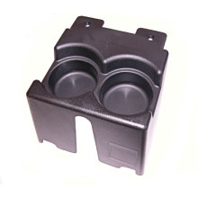 Omix-Ada Dual Cup Holder, Black, Jeep Cherokee (XJ) 84-01