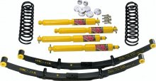 "Old Man Emu XJ 2"" Suspension Lift Kit, Jeep XJ Cherokee"