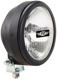"Rampage 4.75"" Driving Light kit, Round, 55W"