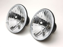 "Rampage Headlight Conversion Kit - 7"" Round"