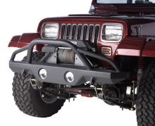 Rampage Front Recovery Bumper - Jeep TJ/YJ