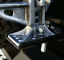 Rampage Accessory Lock for JK Hi-Lift Mount