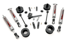 "Rough Country Jeep JK 2.5"" Series II Premium Suspension Lift Kit"