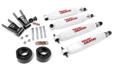 "Rough Country 1.5"" Budget Boost Lift Kit- XJ Cherokee"