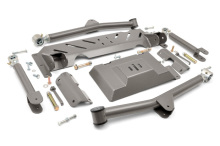 Rough Country XJ Cherokee Long-Arm Upgrade Kit - NP242