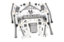 "Rough Country 99-04 WJ Grand Cherokee 4"" Long Arm Upgrade Kit"