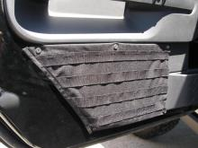 Raingler Jeep JK Tactical MOLLE Door storage mounts
