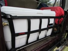 Raingler Jeep CJ/YJ/TJ Tailgate net