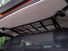 Raingler 2014 - Newer Jeep Cherokee KL Ceiling Attic Storage