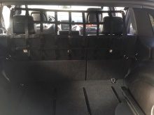 Raingler 2011-Newer Jeep Grand Cherokee WK2 Barrier Net