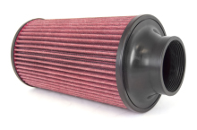 Rugged Ridge Conical Air Filter, Synthetic , For Cold Air Kit 17753.03 And 17753.20, 70Mm Flange, 270Mm Lenght
