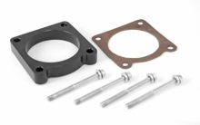 Rugged Ridge Throttle Body Spacer, Jeep Wrangler (JK) 07-11 3.8L