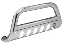 Rugged Ridge Bull Bar, 2.5 inch, Stainless Steel, Jeep Grand Cherokee (WK) 2011