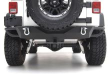 Smittybilt SRC Rear Bumper, Jeep JK Wrangler/Unlimited