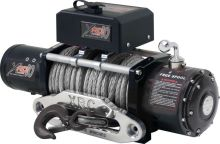 Smittybilt XRC10 Comp Winch W/Synthetic Rope & Fairlead