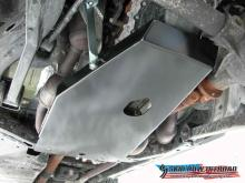 Skid Row Engine/Transmission Skid Plate for Jeep Wrangler JK (2007-2011)