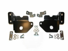 Skid Row Lower Control Arm Skid Plate Set for JKs