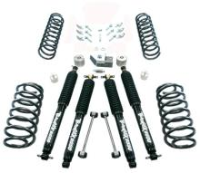 "TeraFlex TJ Wrangler 2"" Lift Kit w/Shocks"