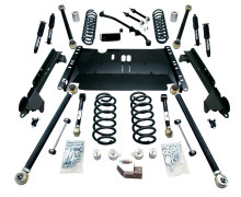 "TeraFlex 3"" TJ Wrangler Enduro LCG Suspension System w/Shocks"