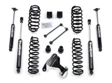 "TeraFlex JK Wrangler 2.5"" Lift Kit with shocks"