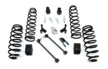 "TeraFlex JK Wrangler 2.5"" Lift with shock adapters"