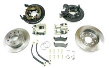 TeraFlex Rear Disc Brake Kit-Ford new style bearing pocket