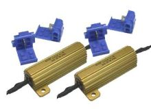 Warrior Products LED tail light resistor kit