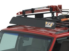 Warrior Products Front Air Dam for Safari Racks