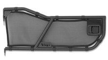Warrior Products Tube Door Mesh kit, XJ Front