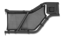 Warrior Products Tube Door Mesh kit, XJ Rear