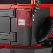 Warrior Products Rear Corners, 2007+ JK Wrangler