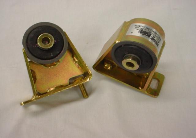 M O R E Inbomb Proofin Torsion Rubber Motor Mounts 1in