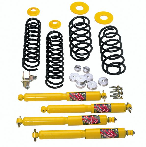 Jeep Unlimited Lift Kit >> Old Man Emu 2.5in Suspension Kit, Heavy Load, 1997-2006