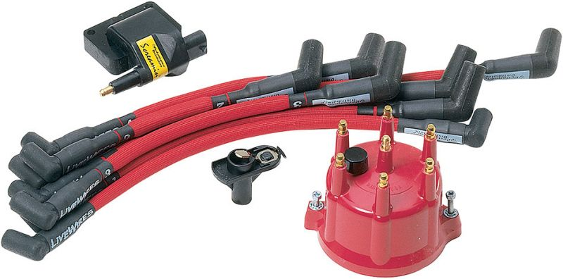 Performance Distributors Firepower Ignition Kit For Jeep 4