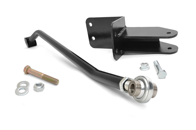 Rough Country Jeep Xj Adjustable Front Track Bar 1079