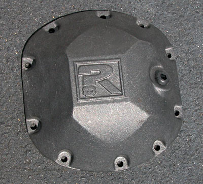 Riddler Mfg Differential Cover Iron Dana 30 Rd30