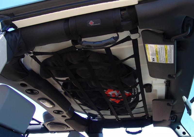 Raingler Jeep Cj Yj Tj Jk Wrangler Roof Back Window Net