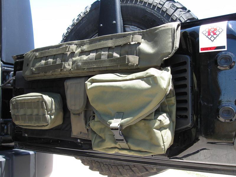 Raingler Tailgate Maximizer For Wranglers 110