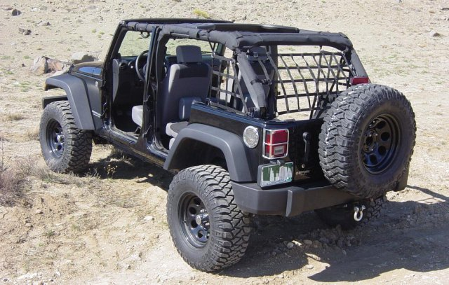 Raingler Jeep JK Wrangler 4 door Mini-System (RN-J7020)