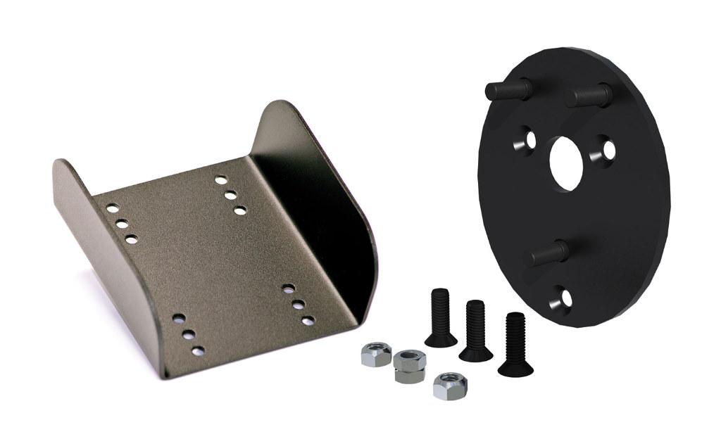 Teraflex Jk Spare Tire Extension Bracket Amp Brake Light