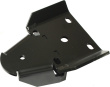 Currie Adjustable Rear Bumpstop/U-Bolt Plate, XJ