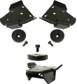 Currie Adjustable Rear Bumpstop/U-Bolt Plates, XJ