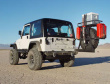 Lod 1996-2006 Jeep TJ/LJ Xpedition Series Bumper/Tire Carrier w/ Trail Rack & Jerry Can Mounts