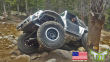 TNT Customs Rock Sliders - Jeep JK 2 Door