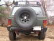 Custom4x4Fabrication XJ Rear Bumper & Tire Carrier.