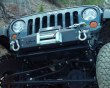 Expedition One Basic DX JK winch bumper.