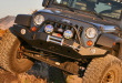 Expedition One JK Trail Series front winch bumper.