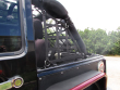 Raingler Jeep JK Wrangler 4 Door Side Window Nets